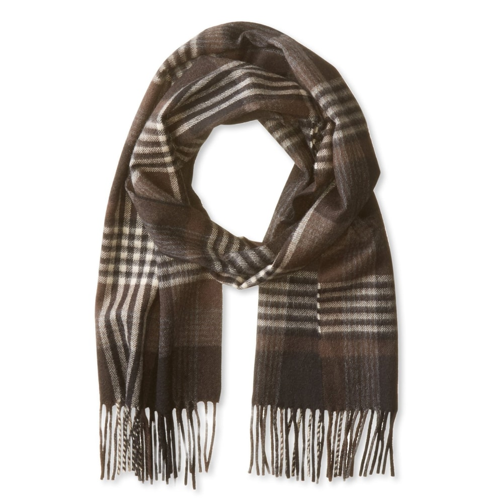 Our handsome scarves in vibrant patterns and classic colors are perfect for staying warm, and they look rather dashing too. Embrace luxurious blends of cashmere, merino wool and silk, for a feel so soft you'll (almost) welcome chilly mornings.
