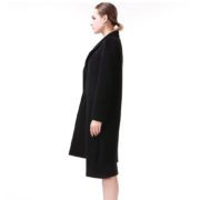 Cashmere coat by Miya