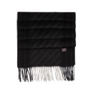 Classic long cashmere scarf