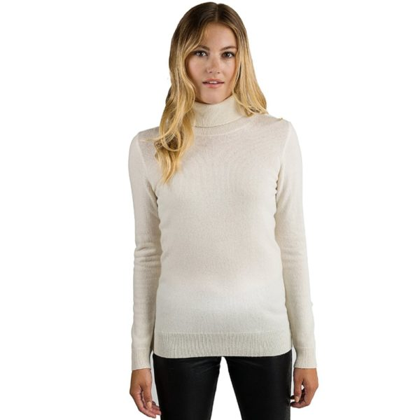 womens cashmere turtleneck sweaters